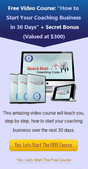 Coaching Business Plan | Quick and Easy Business Plan For ...