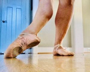 50+ ballet