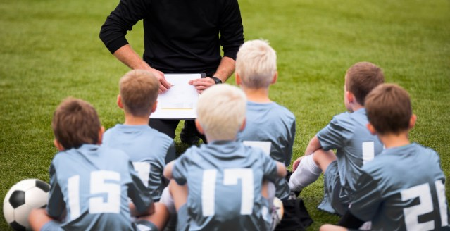 youth sports coach certification
