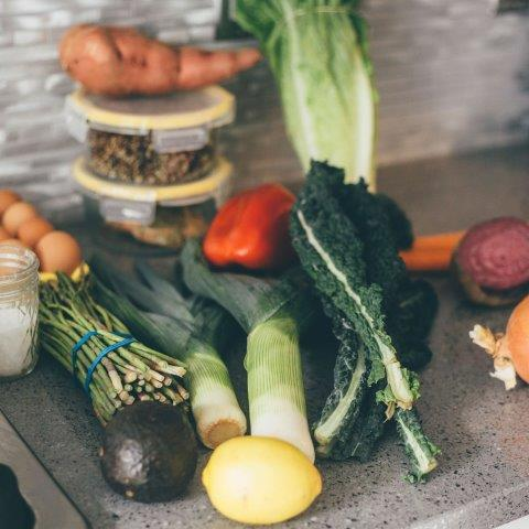 How to Save Time + Still Eat Healthy
