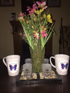 Coaching for Inspiration with Patti Coffee Cups