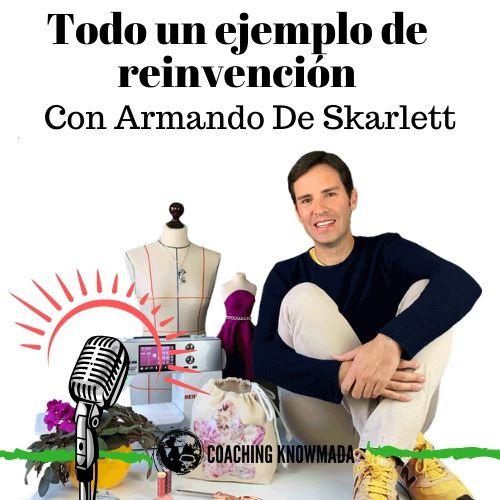 De ingeniero a diseñador de moda y profesor de costura online.
