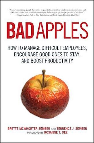Bad Apples book
