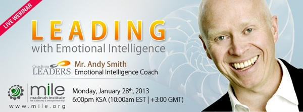 Leading With Emotional Intelligence webinar
