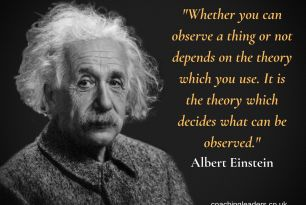 Einstein Quote For Appreciative Inquiry