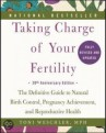 Cover of the book taking charge of your fertility by Toni Weschler, from coachingmetsanne.com life coach den haag