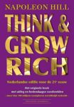 Afbeelding cover Think and grow rich Napoleon Hill op coachingmetsanne.com coach Den Haag