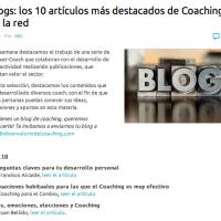 Los 10 artículos más destacados de Coaching de la Red