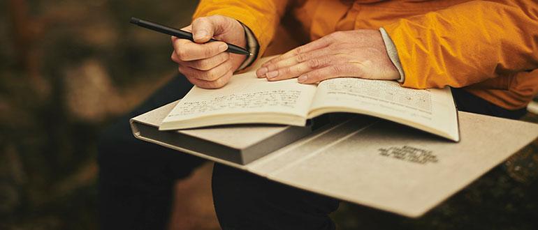 Il potere della scrittura visto dagli scrittori