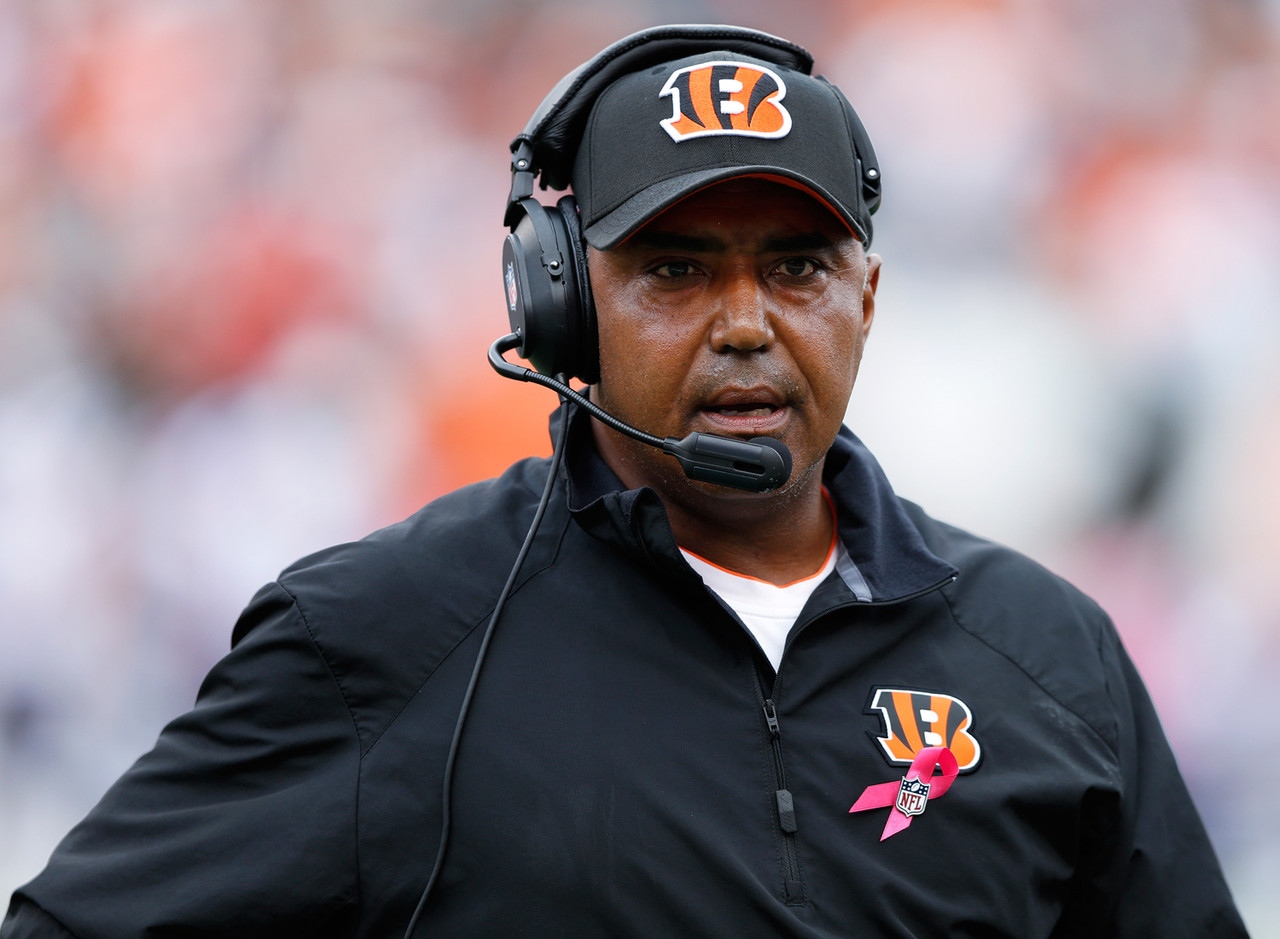 Marvin Lewis Signs Two-Year Extension With Bengals