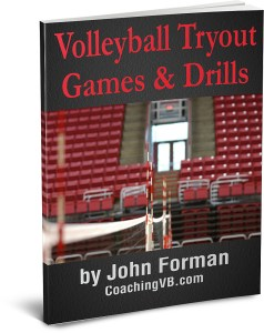volleyball tryouts guide