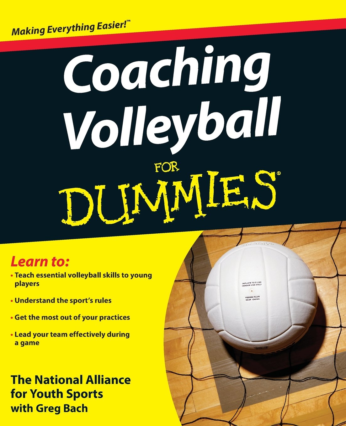 Book Review: Coaching Volleyball for Dummies