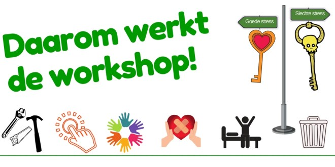 De GOOD stress workshop bij Coaching Vitaal 3