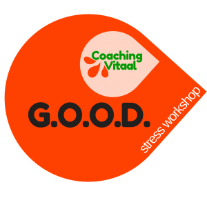 de GOOD stress workshop bij Coaching Vitaal