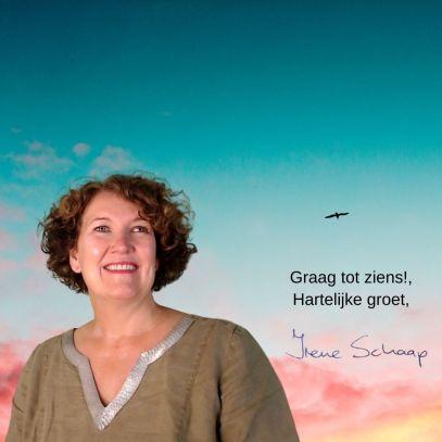 Irene Schaap, hypnotherapeut van Coaching Vitaal in Nieuwkoop
