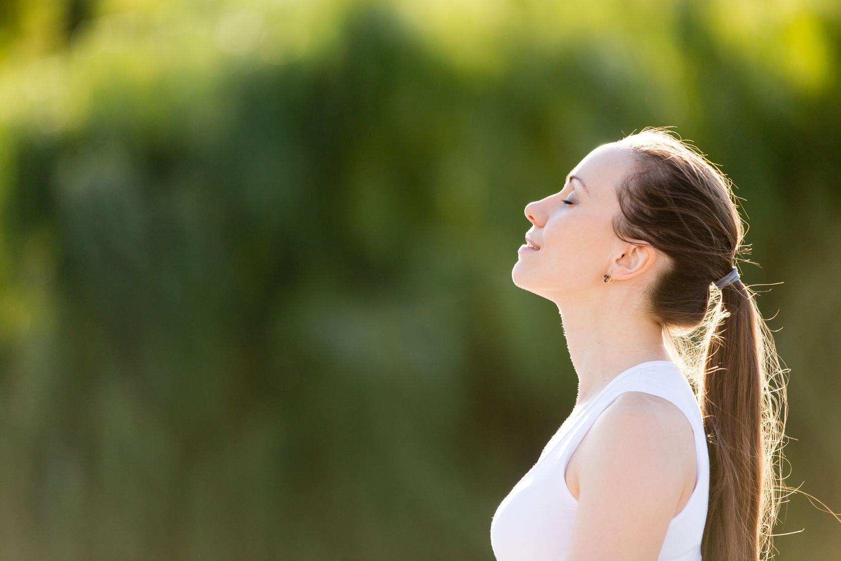 Reduce Stress - Katharine Lavenhagen