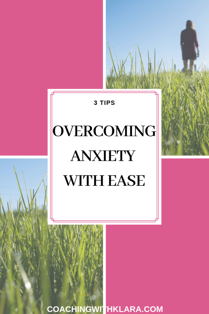 How to calm yourself down when you feel anxious and overwhelmed. As a woman in a business you have days when you feel like being on the top of the world and days when ego, fears and scarcity kick in and you feel stuck in your business and in life in general. Find out tips on how to overcome your anxiety and move on with ease and also ideas you can make part of your daily routine to keep you in a flow.