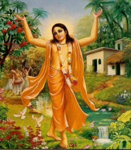 Nitai Gauranga, Chaitanya Mahaprabhu