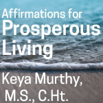 Hypnosis Audio: Affirmations for Prosperous Living