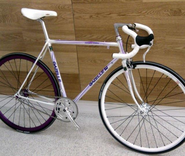 Gazelle Fixed Gear Bike