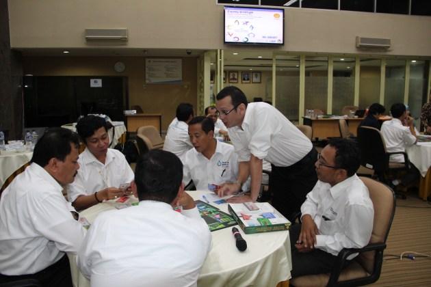 PLN Leadership Training