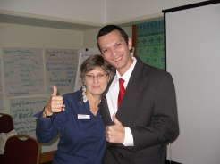 with JODY JOHNSON, ActionCoach