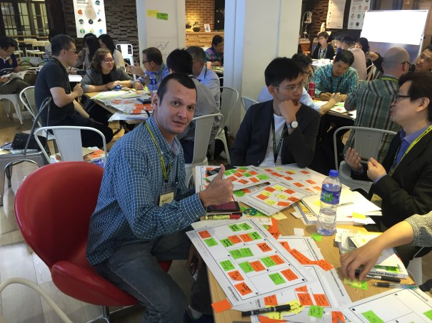 Masterclass Business Model Hong Kong Strategyzer