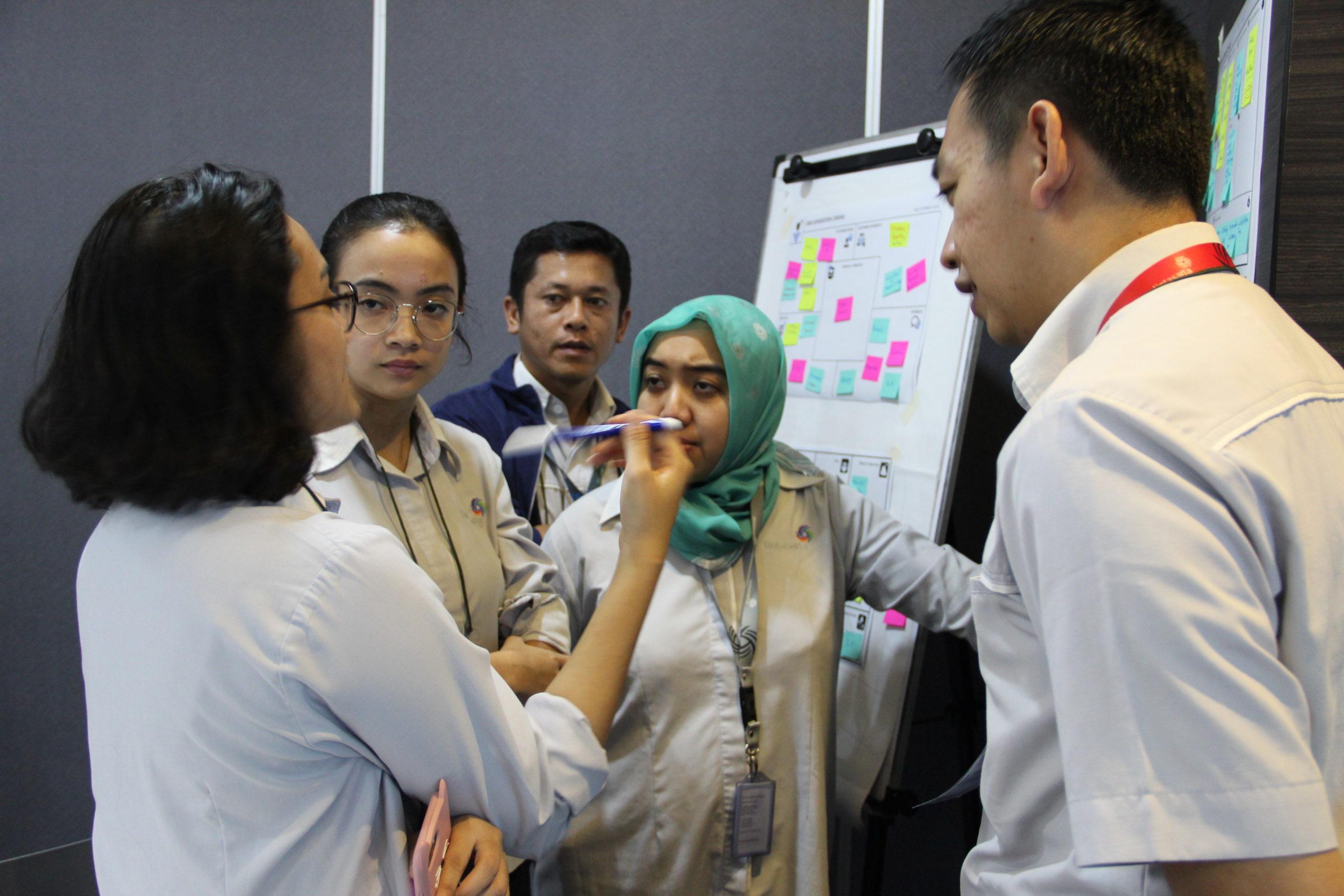 Training Business Model Lintasarta