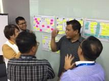 InHouse Training Lintasarta Leaders