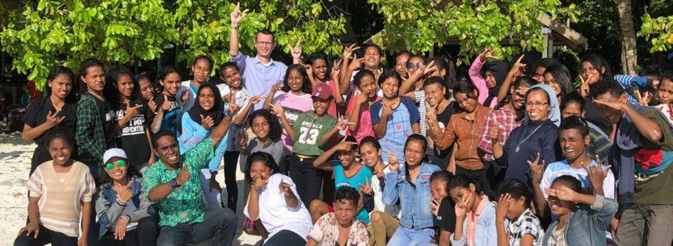 Generasi Muda Langgur, Maluku Tenggara