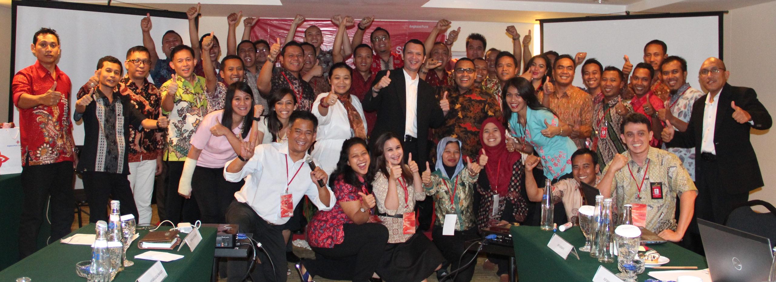 Business Model Angkasa Pura Support - 2016