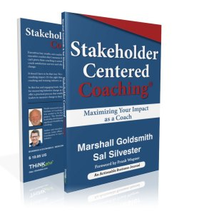 Book by Marshall Goldsmith and Sal Silvester at Coachmetrix.