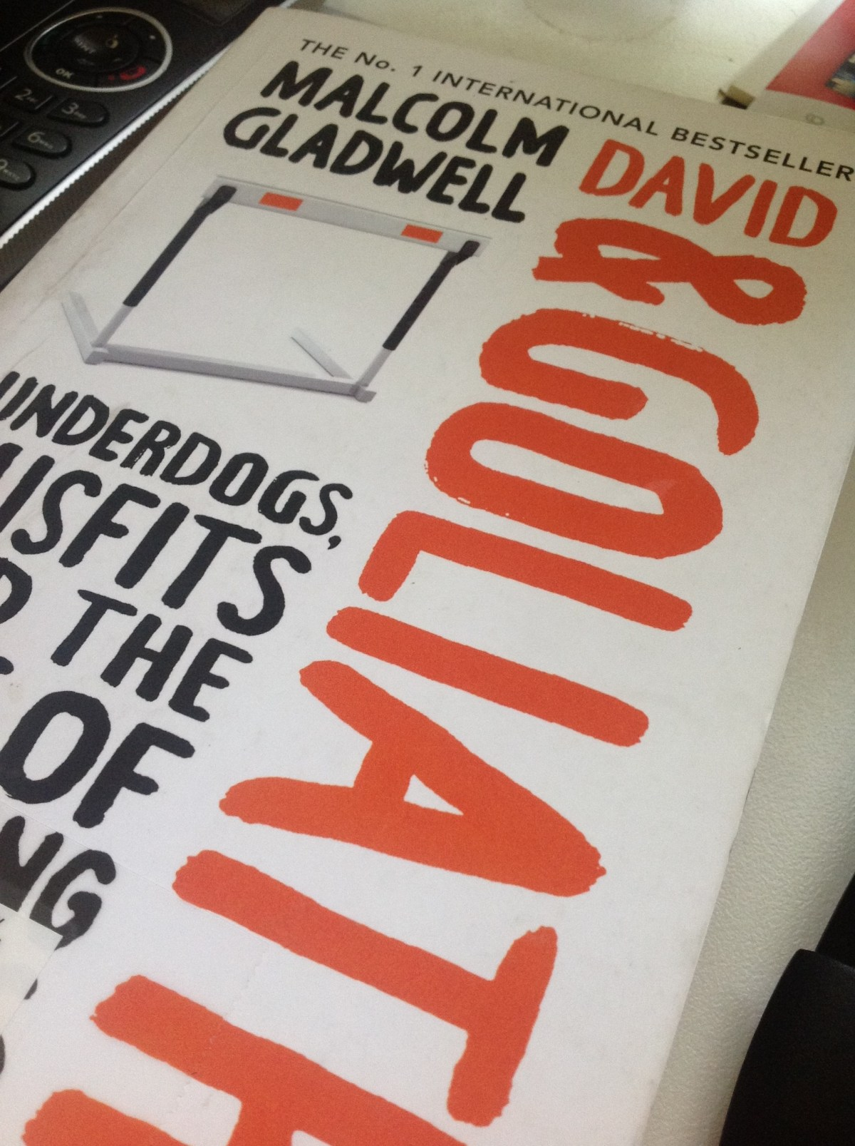 Book review - David and Goliath