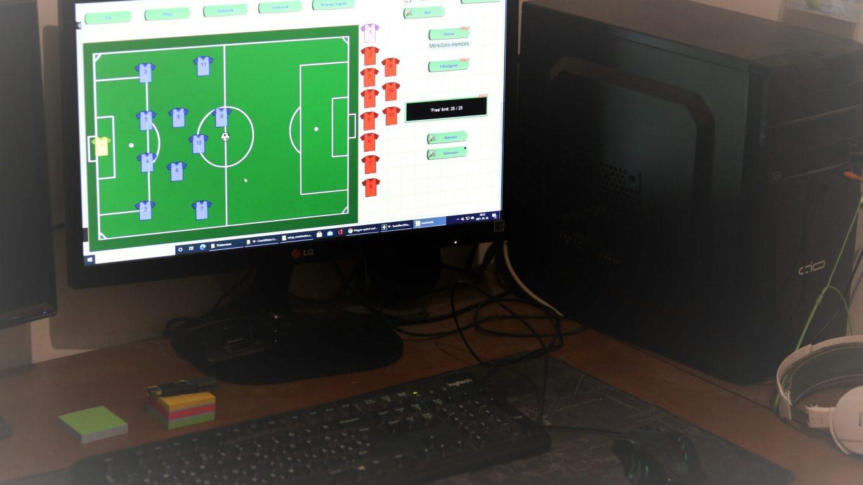 CoachNotes football drills on PC