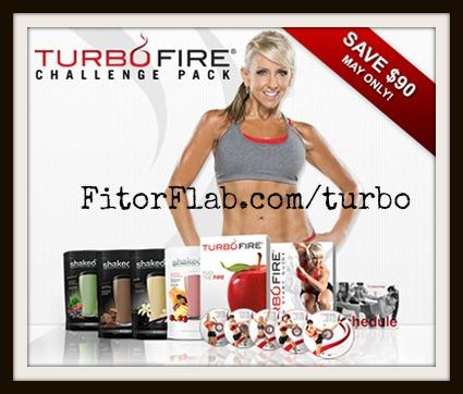 TurboFire Challenge Pack Sale