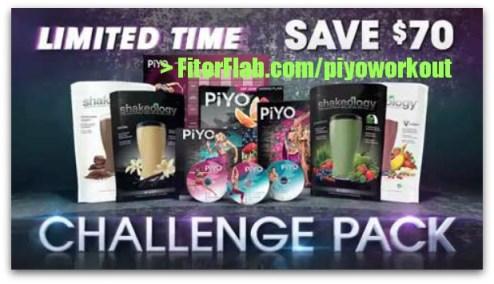 Piyo Challenge Pack Sale