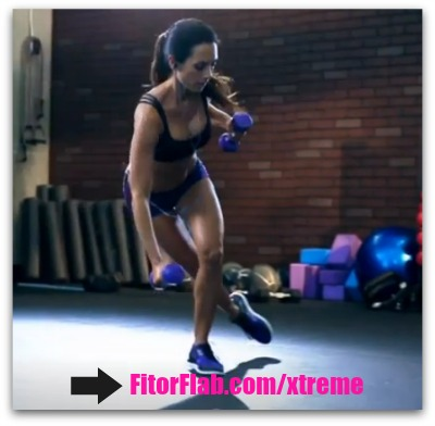 21 Day Fix Extreme with Ayutumn Calabrese