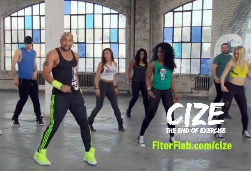 cize workout video