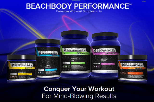 Beachbody Performance Supplements