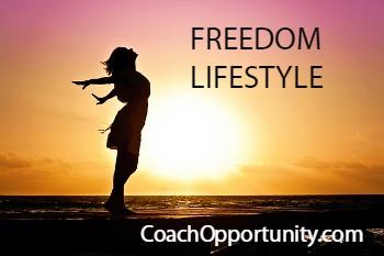 financial freedom lifestyle