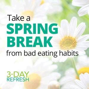 3-Day refresh