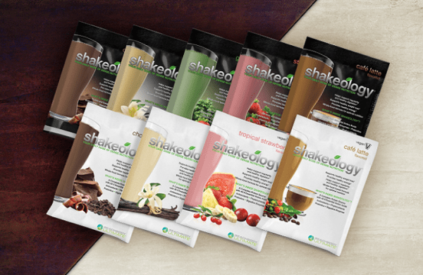 New Shakeology Sampler pack