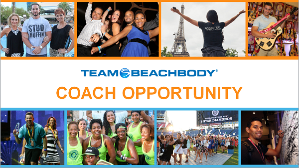 Team Beachbody Coach Opportunity