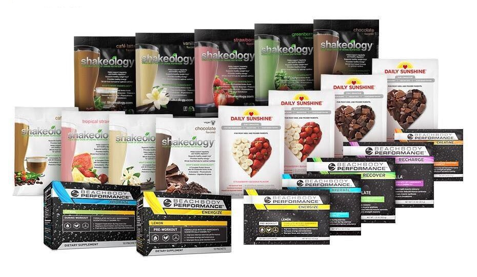 Beachbody Coach Sampler Pack