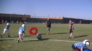 Tackle Ring Drill