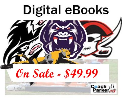 coach parker's complete digital ebook package on sale