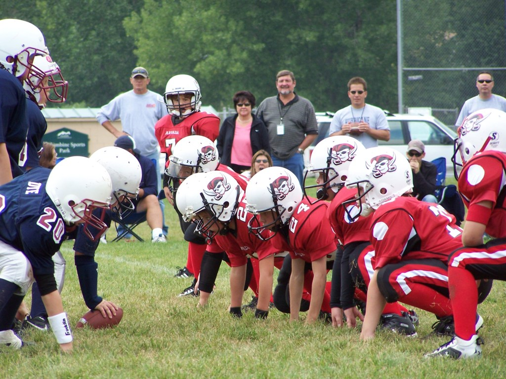 coaching youth football defense to win