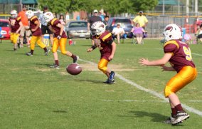 kick return blocking special teams youth football