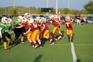 Rule Blocking for Offensive Line in Youth Football