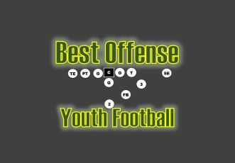 Best Offense for Youth Football Coach Parker 5 Picks